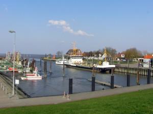 Hafen Fedderwardersiel