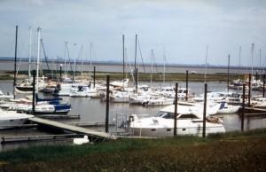 Yachthafen Fedderwardersiel