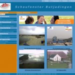 Webcams in Butjadingen (Screenshot)